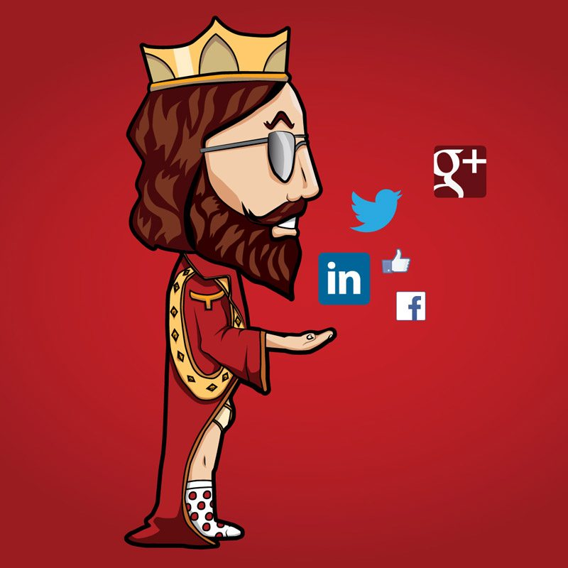 King Price Insurance Social Media