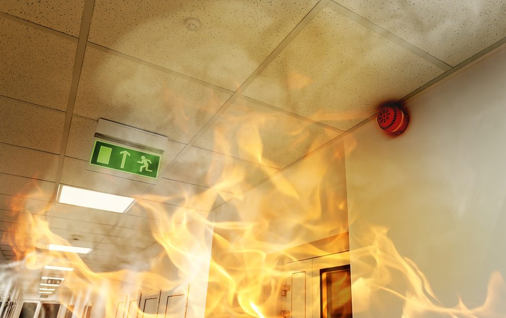 Why your business insurance should include fire insurance