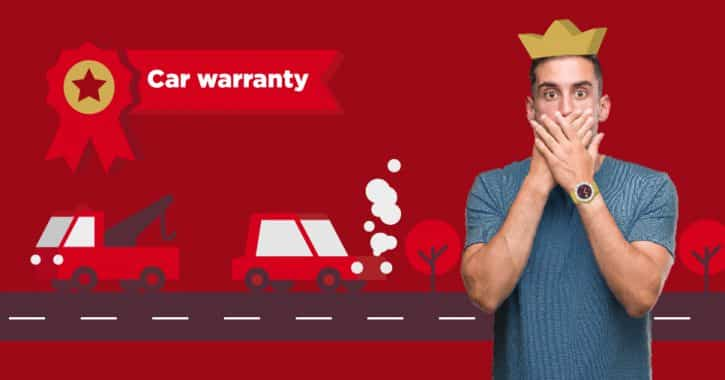 Introducing our new car warranty cover