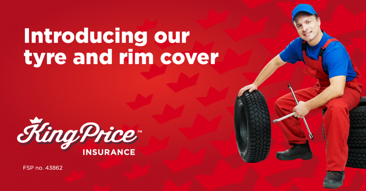 Introducing our tyre and rim cover