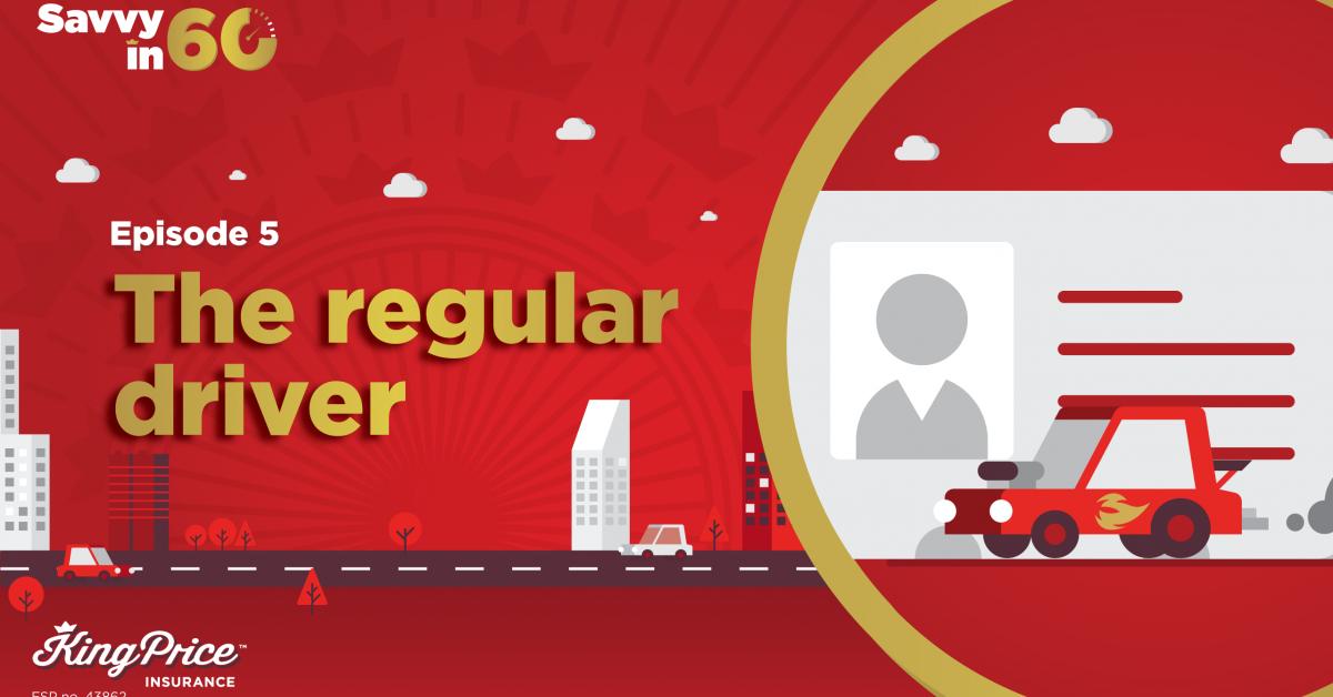Savvy in 60: Regular driver
