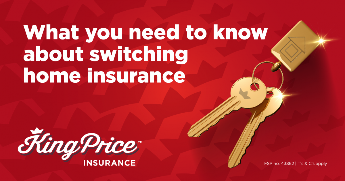 What you need to know about switching home insurance